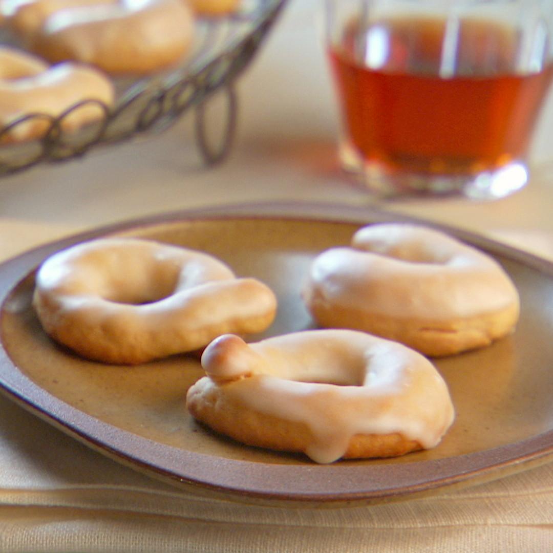 Carolina S Wine Taralli Cookies Recipe Amp Video Martha