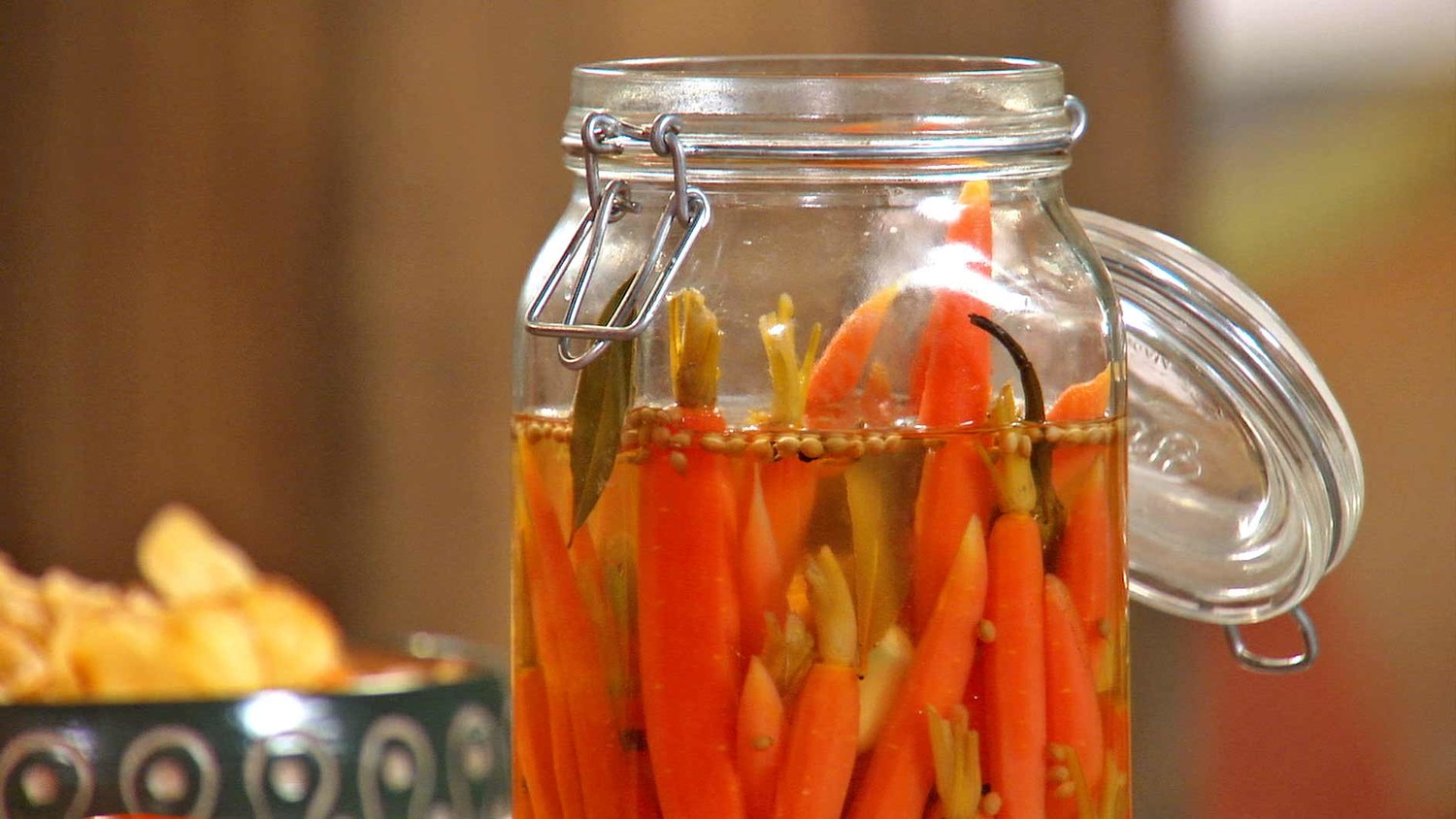 Vietnamese Pickles Carrots & Daikon , My Family Recipe – White on ...