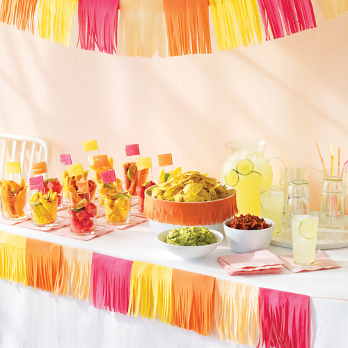 Cinco De Mayo Tissue Paper Decorations Martha Stewart