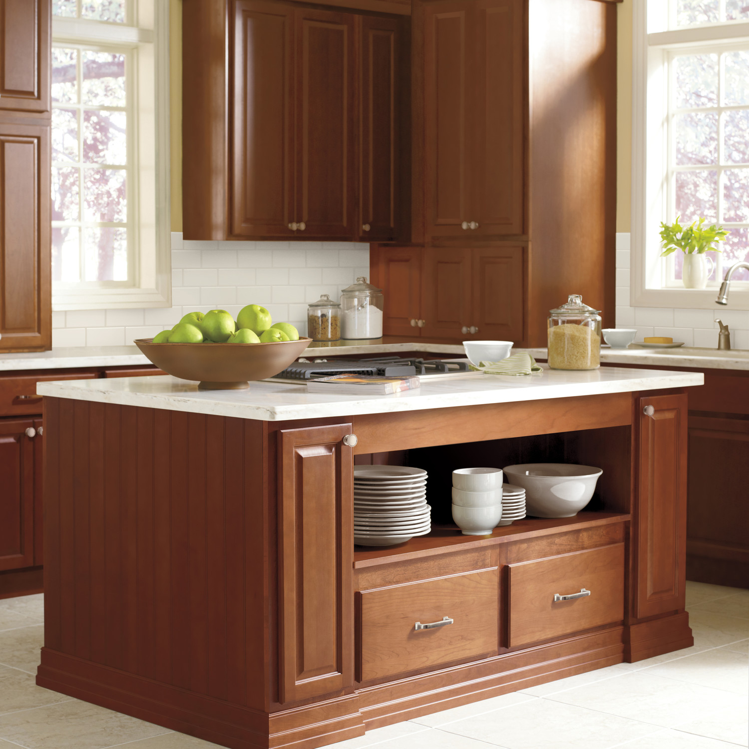 Kitchen Furniture: How To Seriously Deep Clean Your Kitchen Cabinets