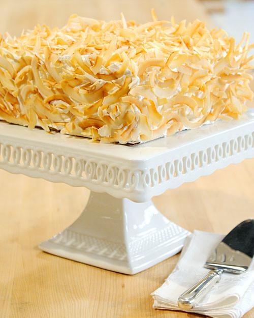 Martha Stewart Baking Handbook Coconut Cake