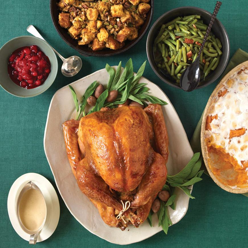 Easy Thanksgiving Menus