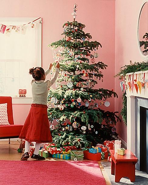 Christmas Tree Decoration Ideas Martha Stewart : Christmas tree ideas for kids martha stewart