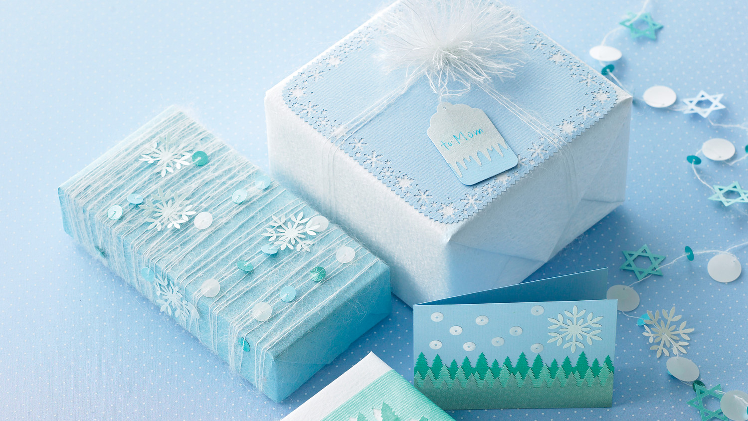 Martha Stewart Wedding Gift Ideas: Gift-Wrapping Ideas