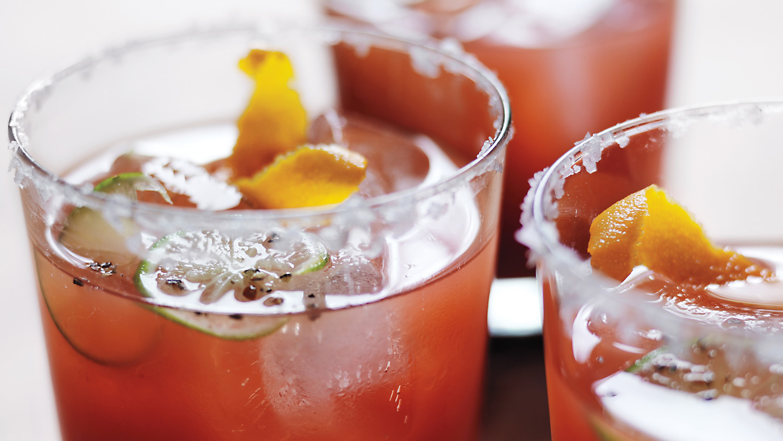 Bloody Orange Maria Recipe | Martha Stewart