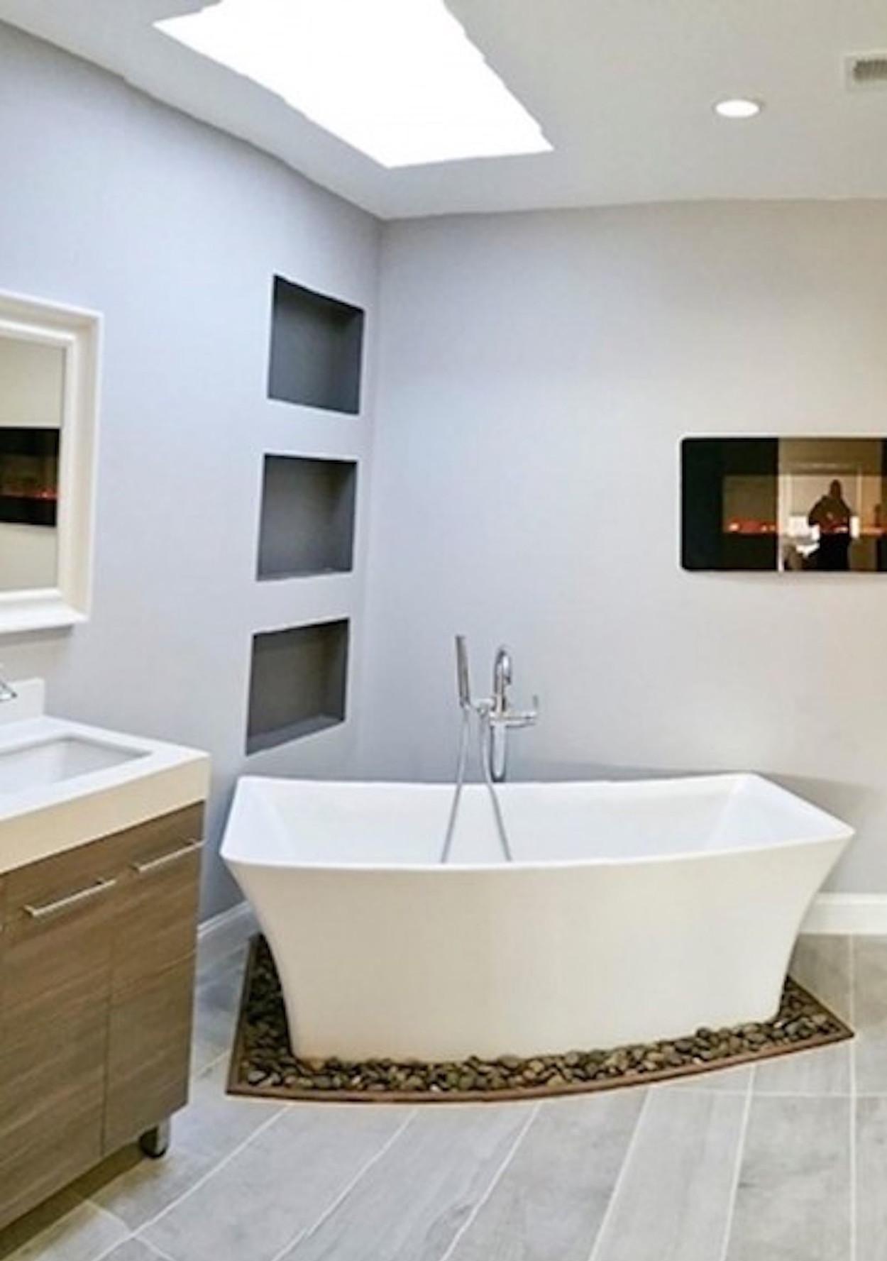 Easy Budget Mini Bathroom Makeovers Martha Stewart