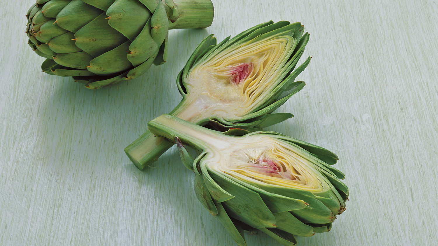 Artichoke Recipes Martha Stewart