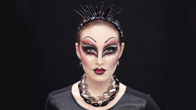 Evil Queen Halloween Makeup Amp Video Martha Stewart