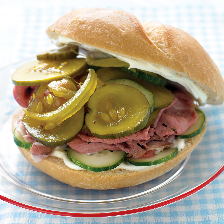 Recipe poached chicken sandwiches