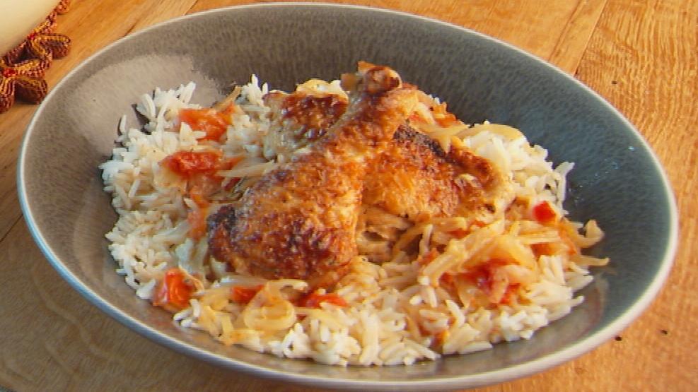 Chicken Fricassee Recipe Amp Video Martha Stewart