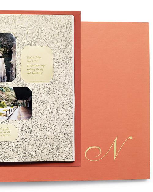 Martha Stewart Fabric Book Cover : Scrapbook with style martha stewart