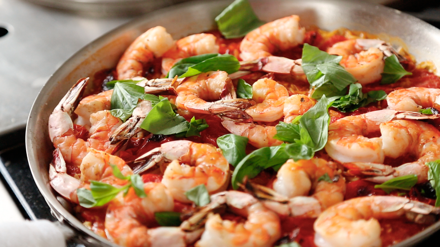 Video: Skillet Shrimp and Orzo | Martha Stewart