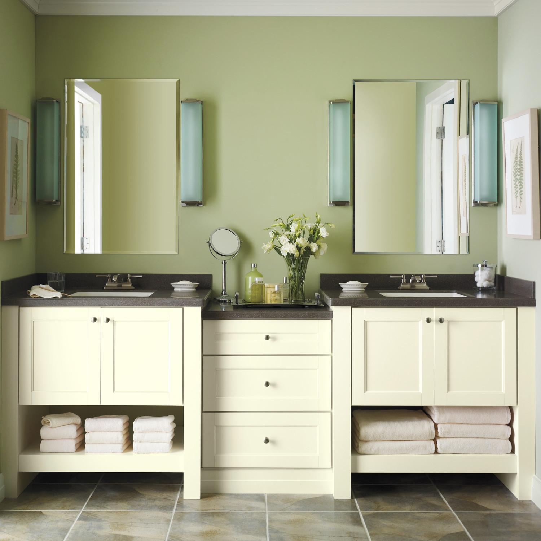 Martha Stewart Living Kitchen Cabinets: Martha Stewart Bathroom Collection