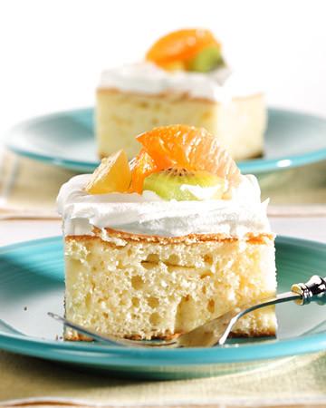 Chef La La S Tres Leches Cake Recipe Martha Stewart