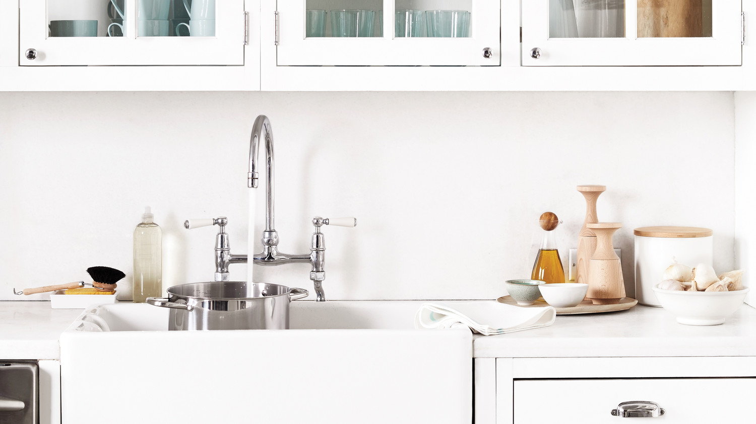 Everything About The Kitchen Sink Faucet Martha Stewart