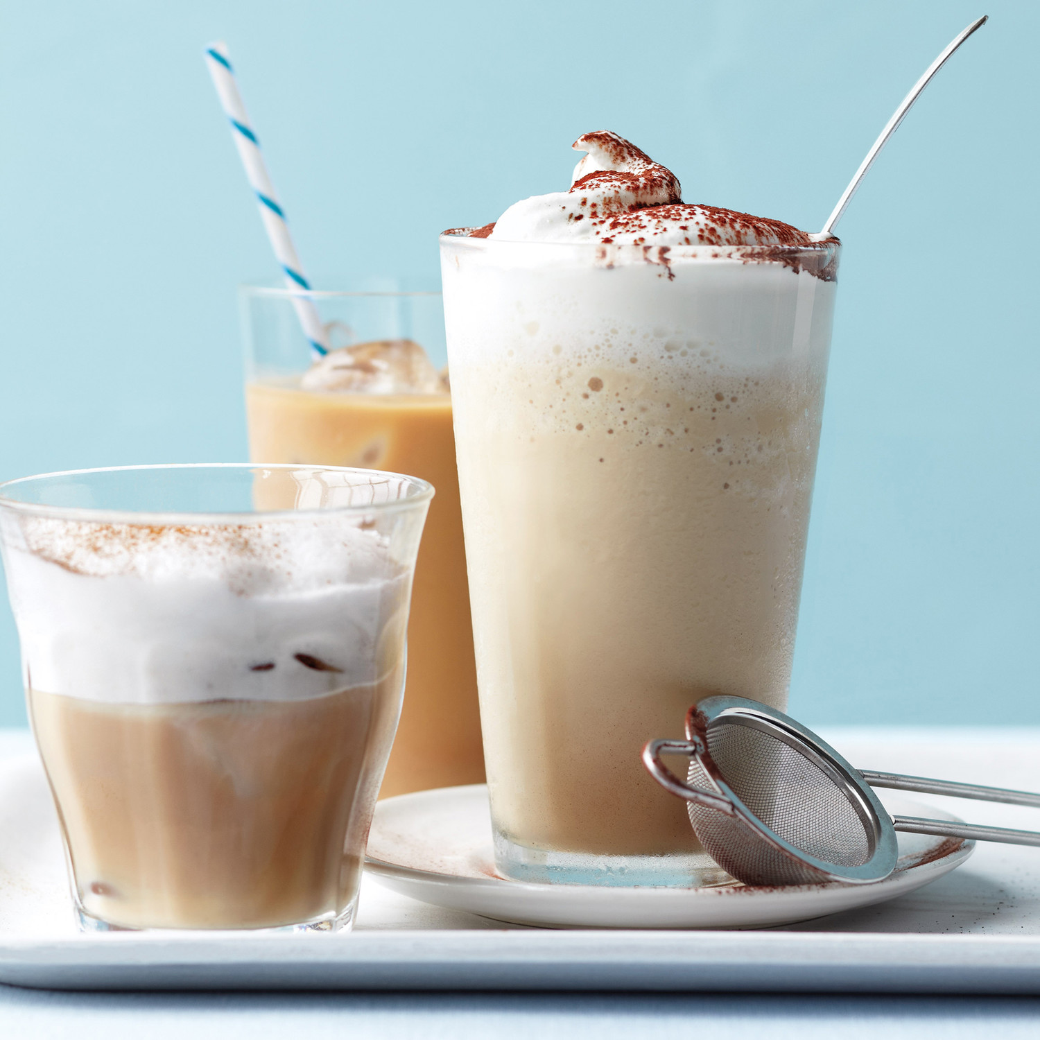 Homemade Iced Coffee Martha Stewart