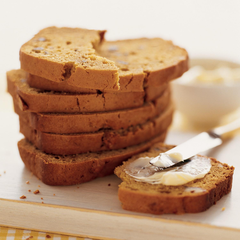 Buttercup Squash Tea Bread