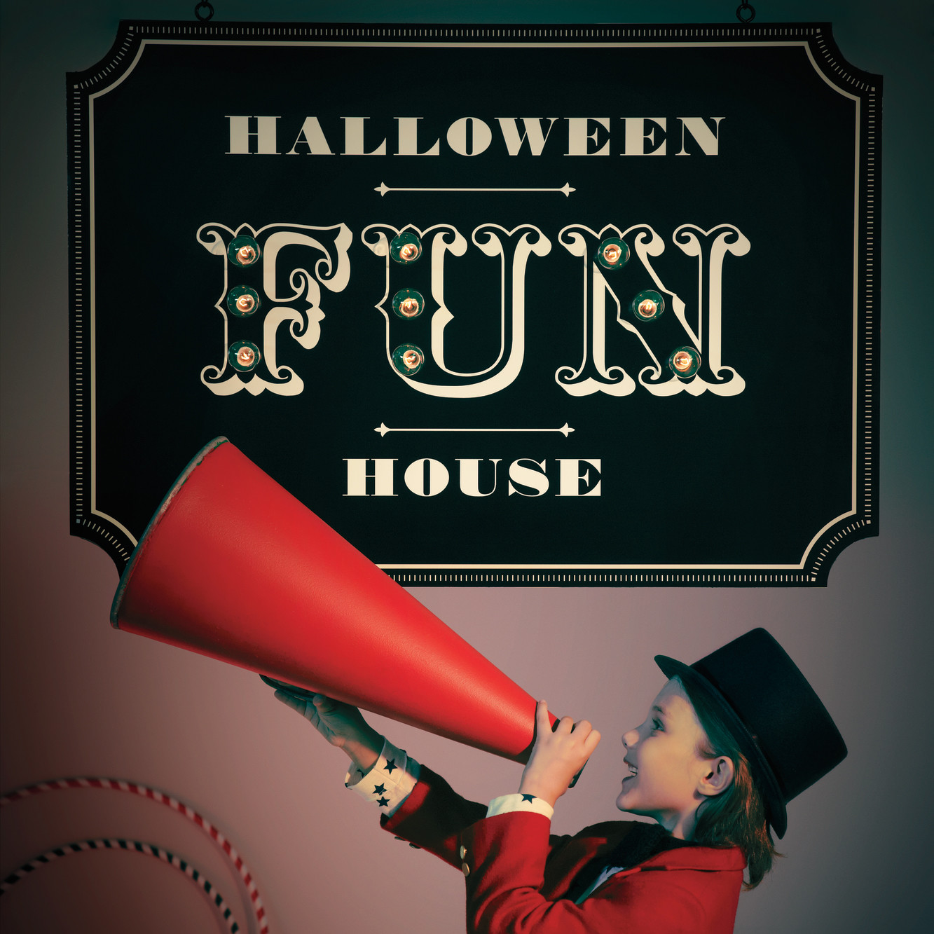 Halloween Home Decor Ideas: Halloween Fun House
