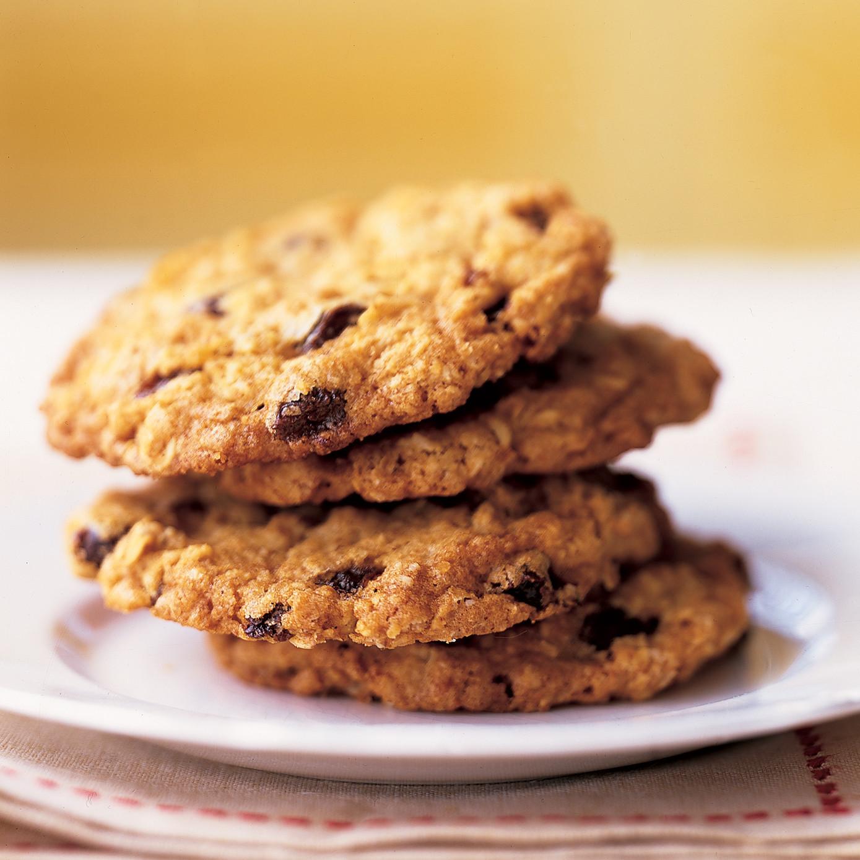 Chocolate Cranberry Cookies Martha Stewart