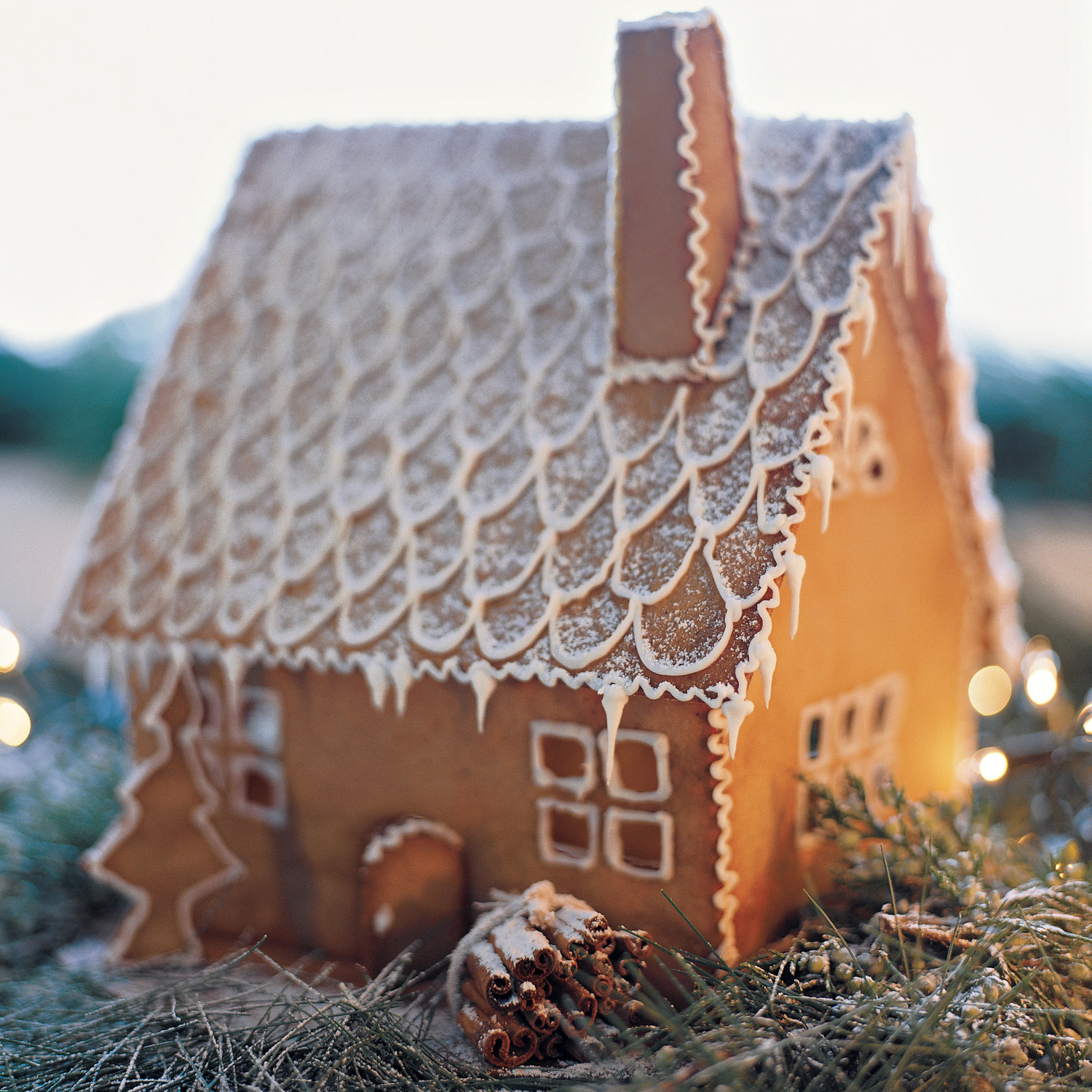 Swedish Gingerbread House Recipe