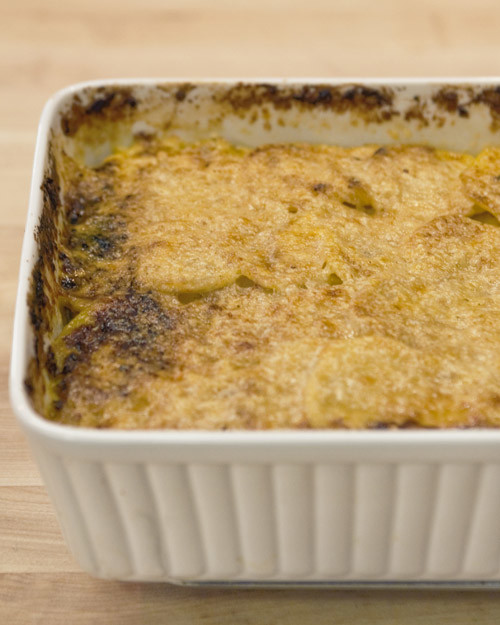 Root-Vegetable Gratin Recipe & Video | Martha Stewart