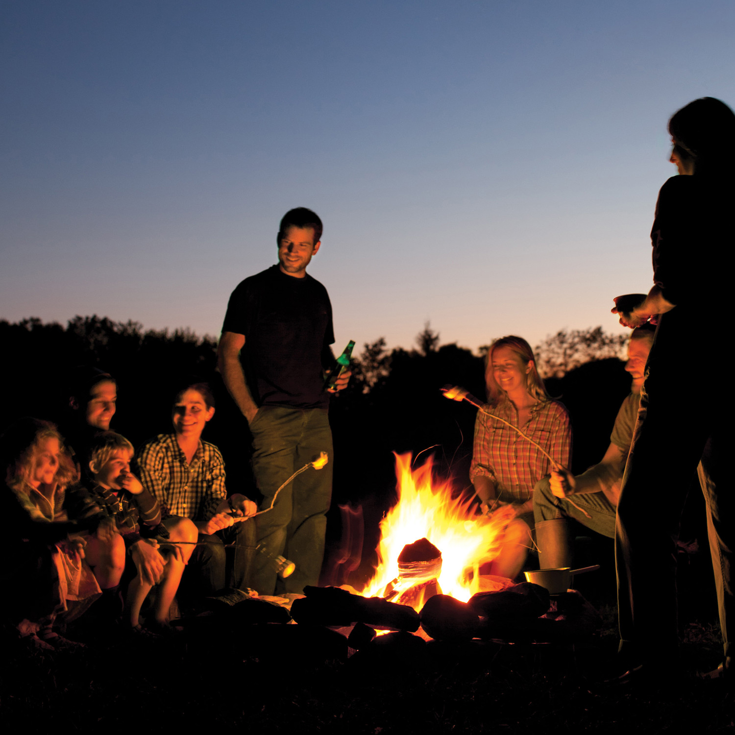 Camp Cooking Recipes Families