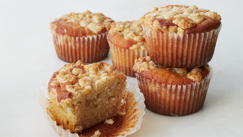 Maple Muffins With Oat Streusel Recipe Martha Stewart