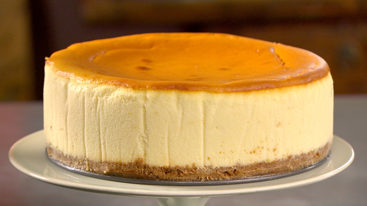 New York Style Cheesecake Recipe Martha Stewart