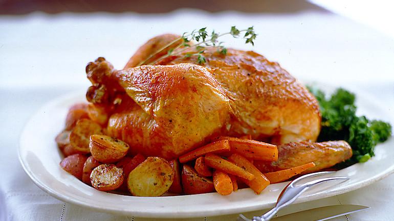 Roast Chicken 101 Martha Stewart