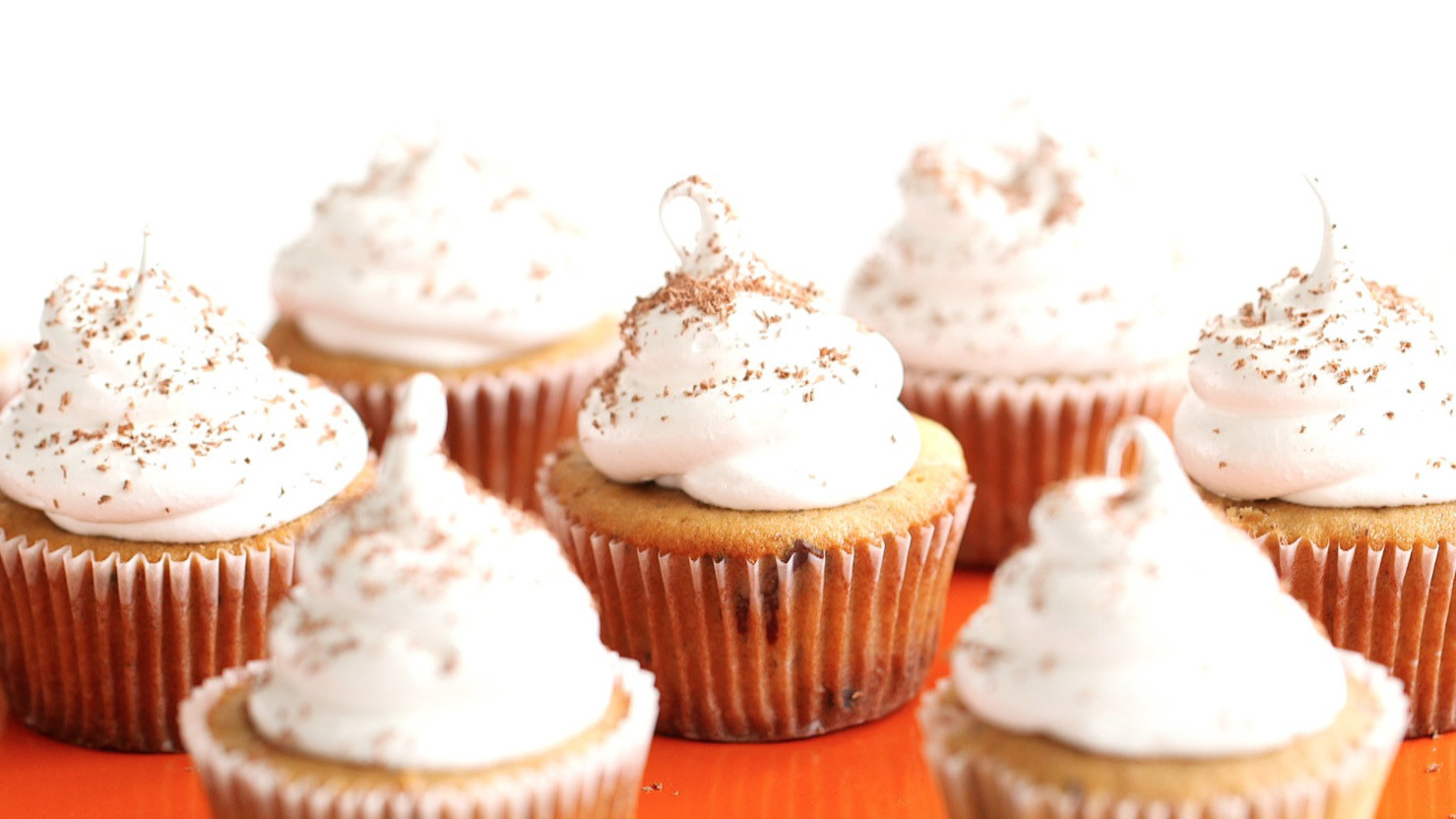 Video: Cappuccino-Chocolate Cupcakes | Martha Stewart