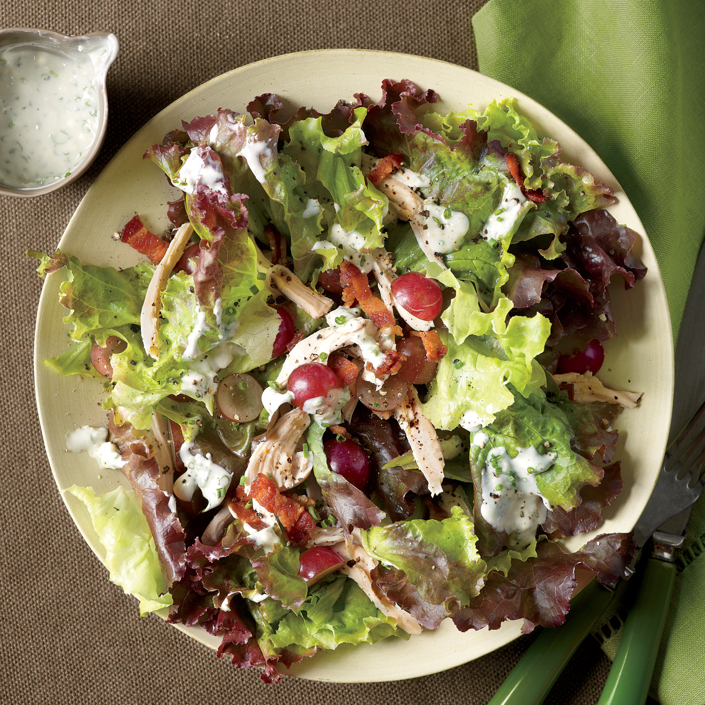 Chicken And Grape Salad Recipe Martha Stewart