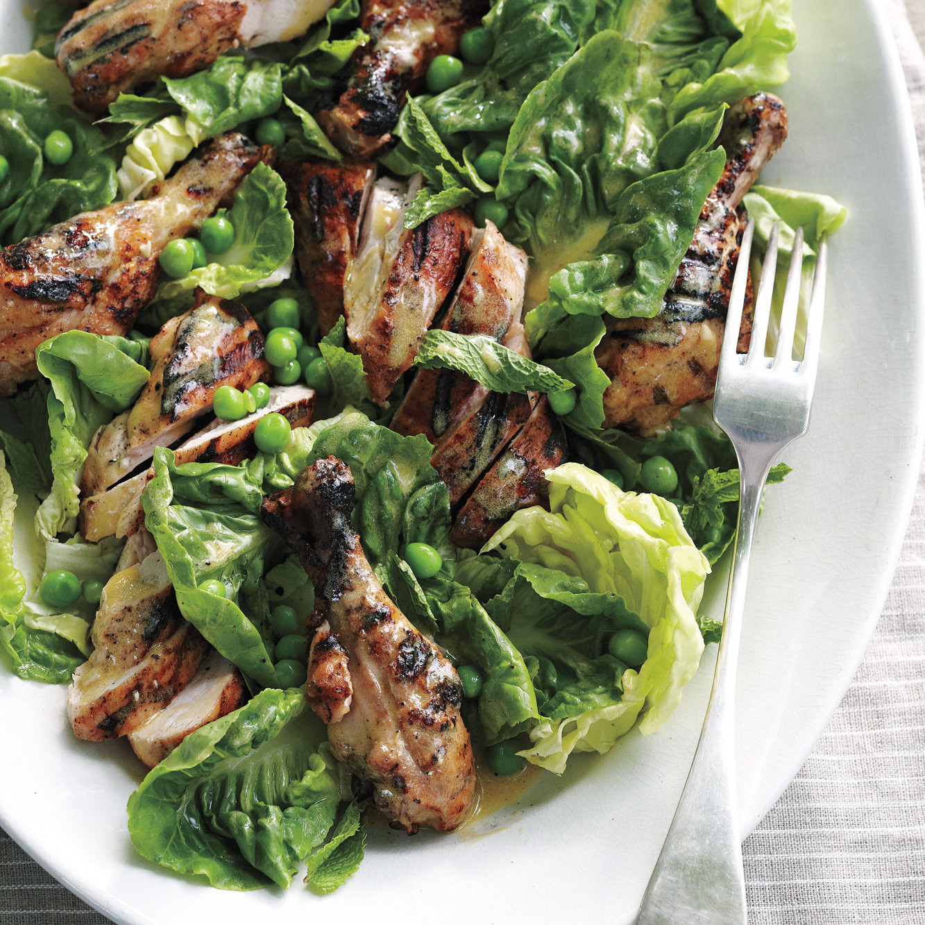 Grilled chicken salad recipes dinocrofo grilled chicken caesar salad recipe food network forumfinder Choice Image