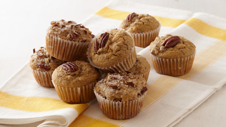 Pecan Pie Muffins Recipe Amp Video Martha Stewart
