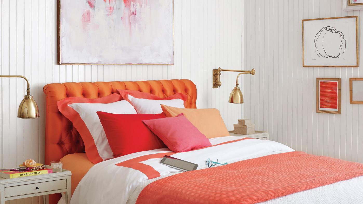 DIY Headboard Ideas: Give Your Bed a Boost | Martha Stewart