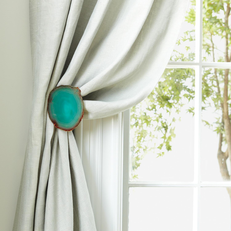 Fabric curtain tie backs - Fabric Curtain Tie Backs 49