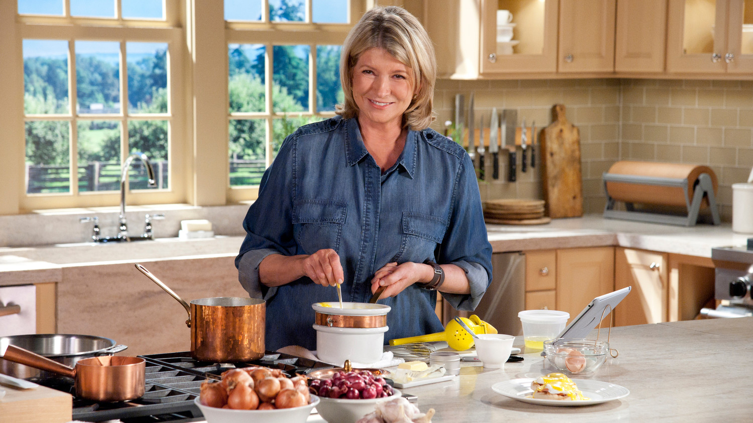 Martha S Must Have Tools In The Kitchen Martha Stewart