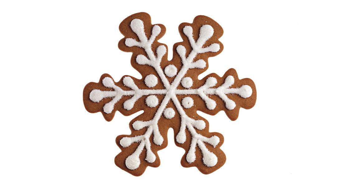 Gingerbread Snowflakes Recipe Martha Stewart