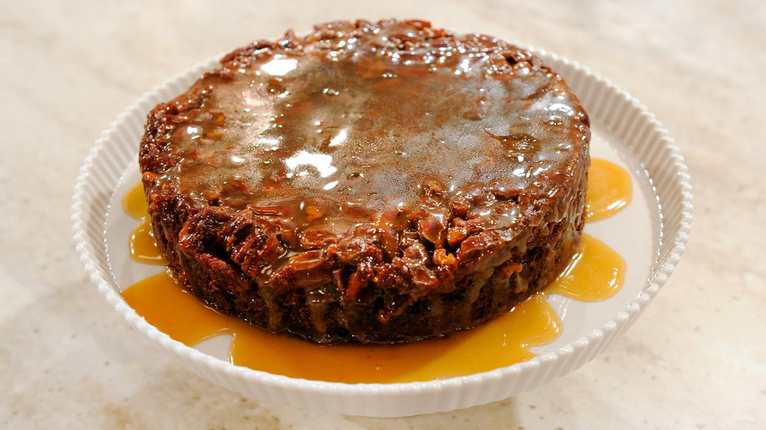 Upside Down Sticky Toffee Pudding Recipe Martha Stewart