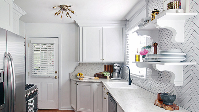 Before And After A Kitchen Remodel With Martha Stewart