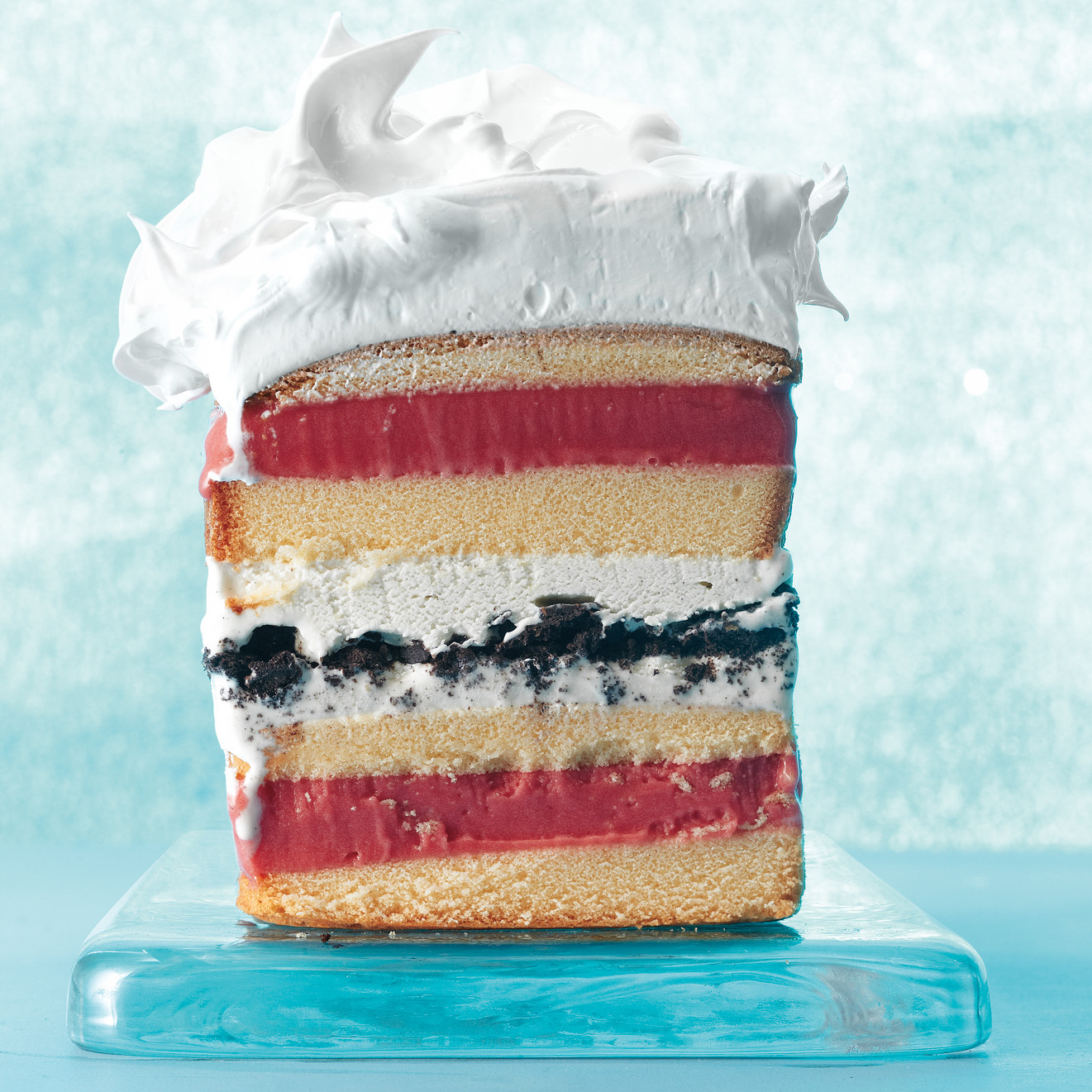 7 Layer Ice Cream Cake Recipe Martha Stewart