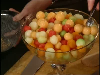 Video How To Make Margarita Melon Balls Martha Stewart