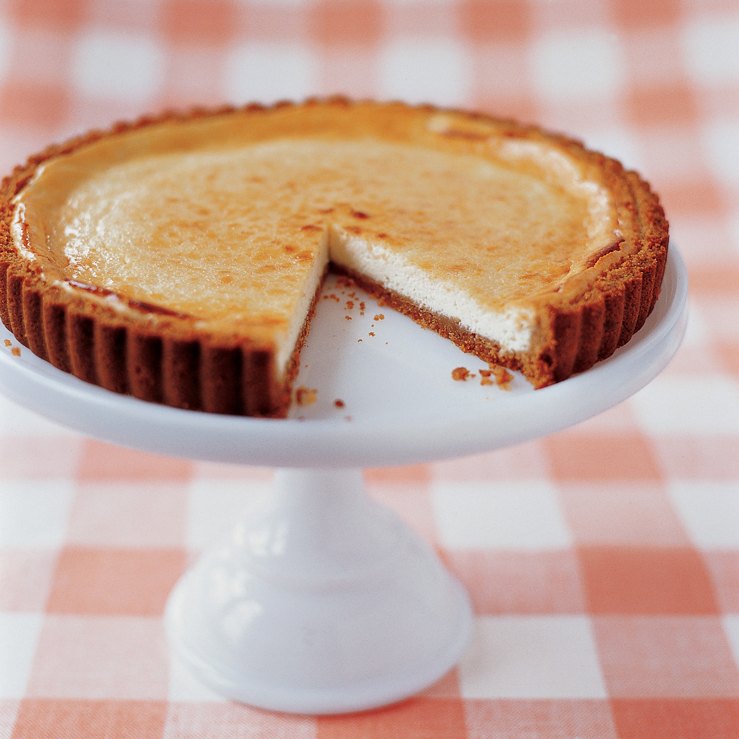 Lemon-Ricotta Tart Recipe | Martha Stewart