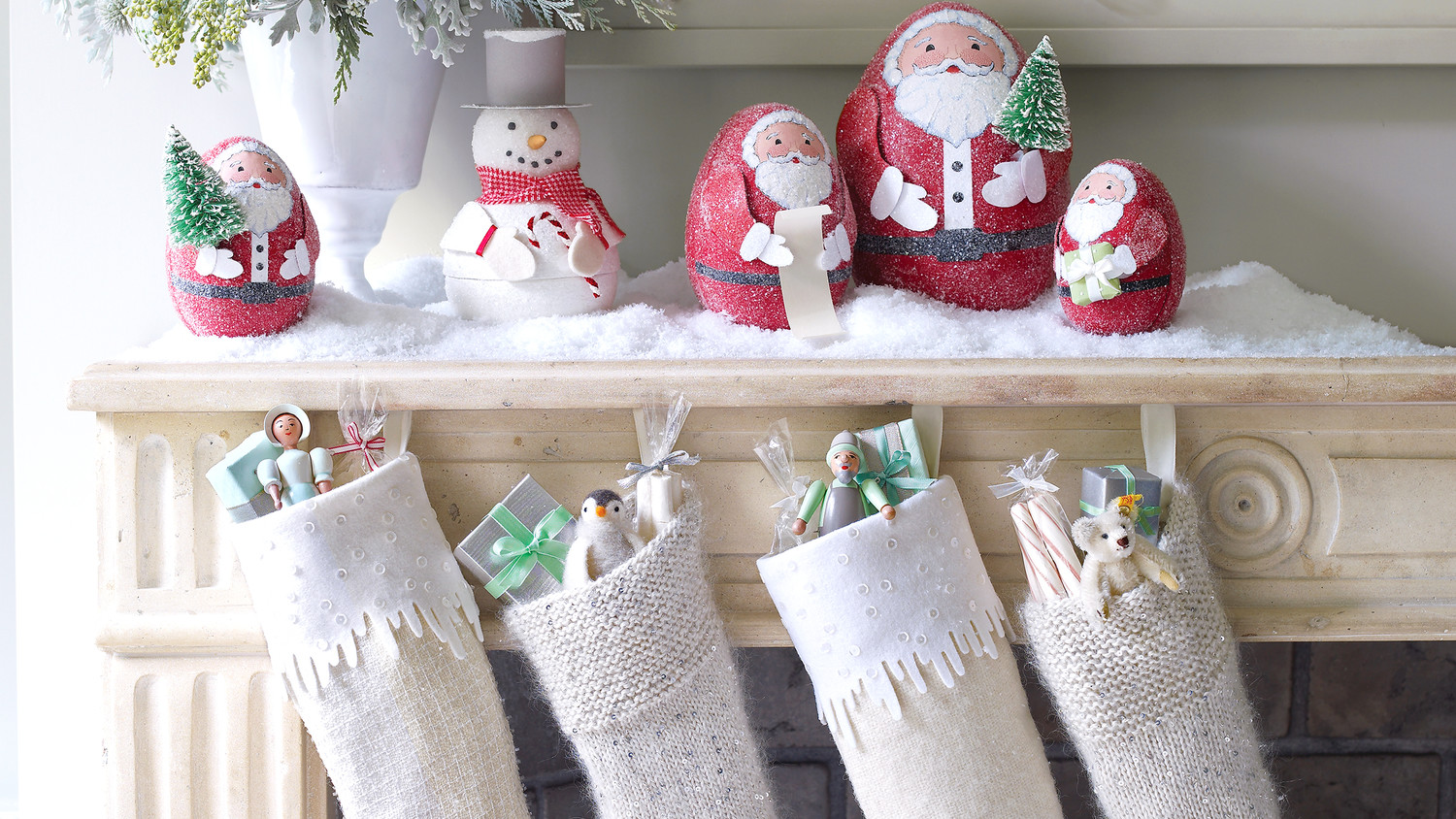 Sequined Stocking 120
