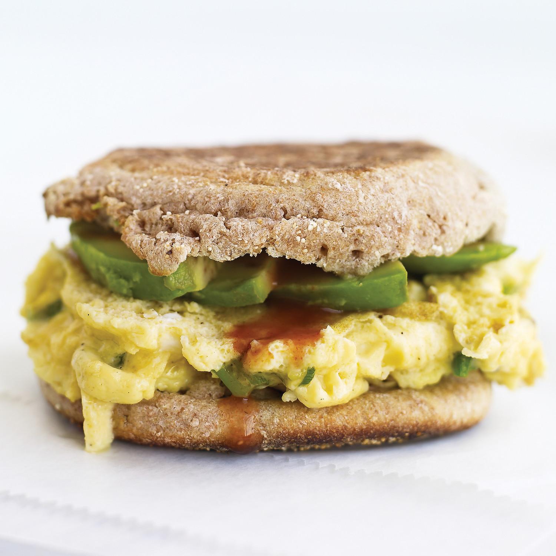 Egg And Avocado Sandwich Recipe Amp Video Martha Stewart