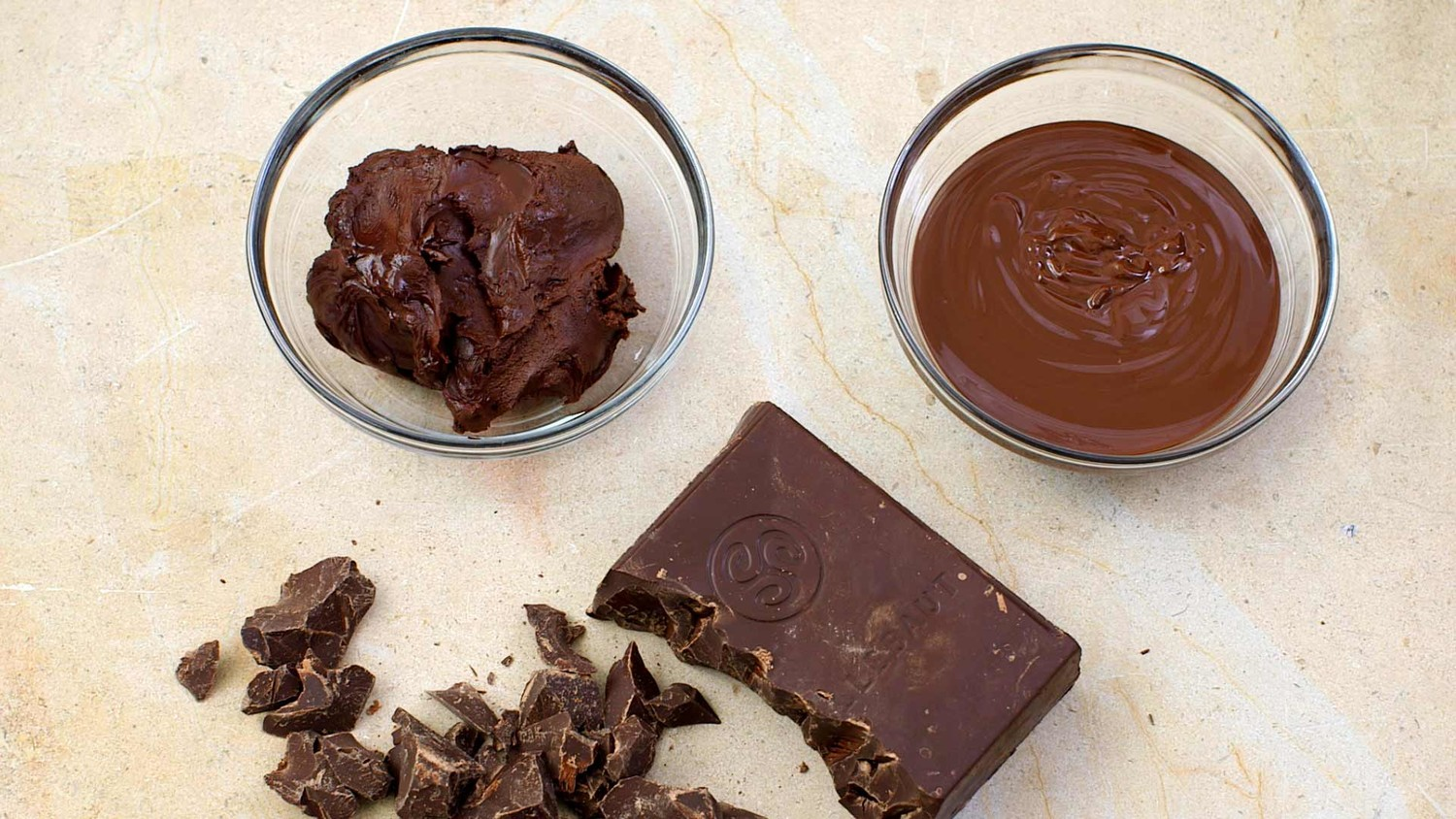 Video How To Melt Chocolate The Right Way Martha Stewart