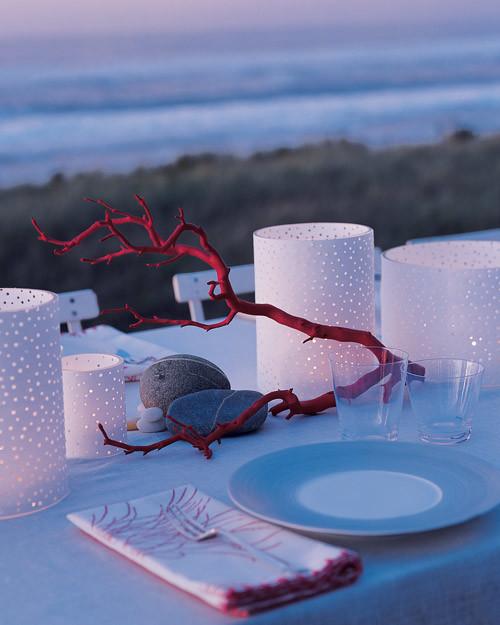 Beach Wedding Food Ideas: Beach Party Ideas