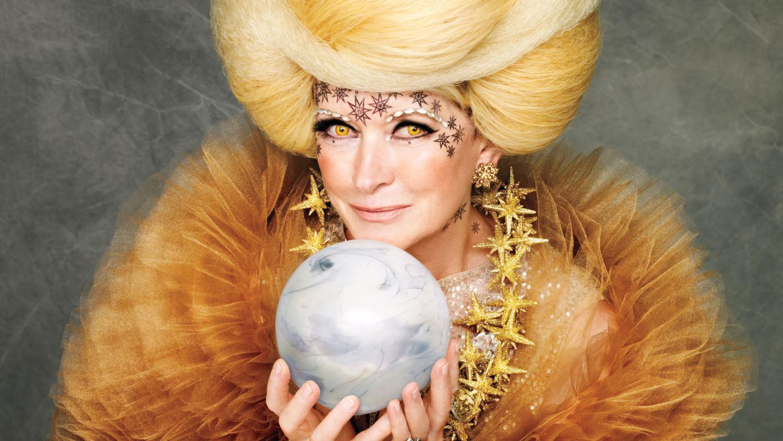 Martha S Spellbinding Sorceress Costume Martha Stewart