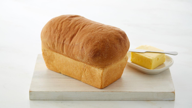Japanese Style White Bread