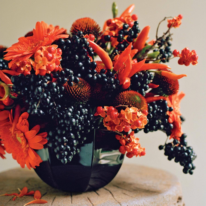 Fall Arrangements Martha Stewart