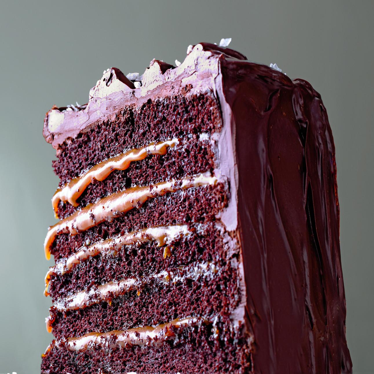 Best Six Layer Chocolate Cake